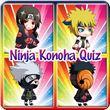Ninja Konoha Quiz