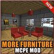 More Furniture Mod Minecraft