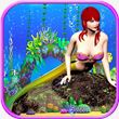 Mermaid salon princess world