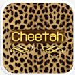 Cheetah Emoji Keyboard Theme