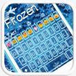 Frozen Emoji Keyboard Theme
