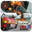 911 Airport Fire Rescue 3D